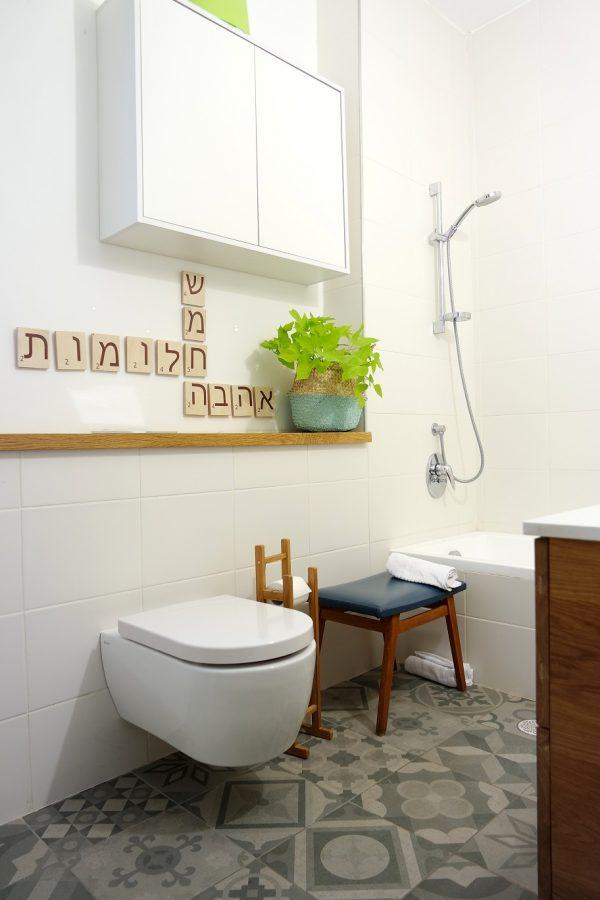 מקלחת כללית אייר שפירא