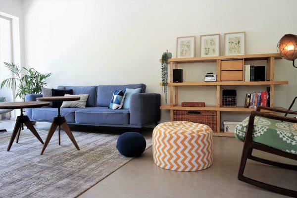 תכנון ועיצוב סלון אייר שפירא