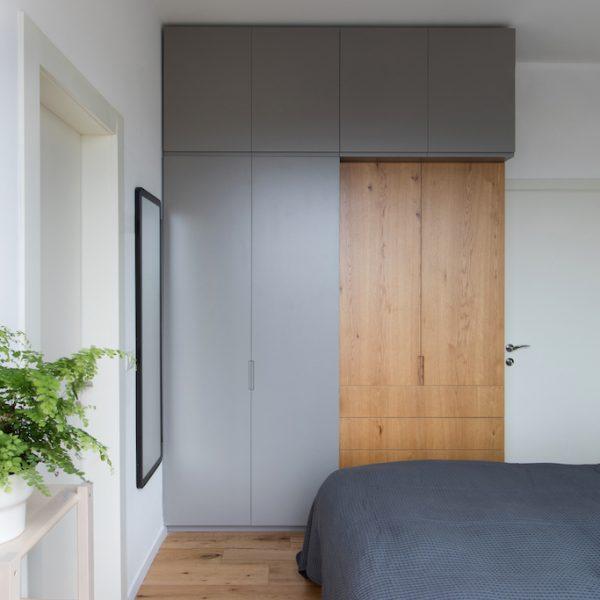 חדר שינה אורבני אייר שפירא