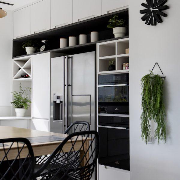 תכנון ועיצוב מטבח - אייר שפירא