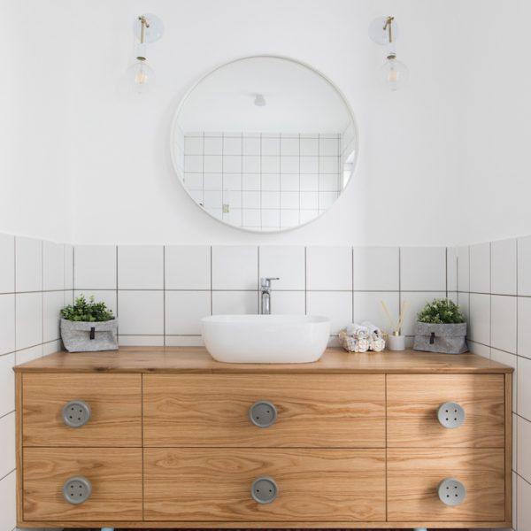 עיצוב מקלחת ילדים -אייר שפירא