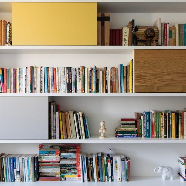 תכנון ספרייה אייר שפירא