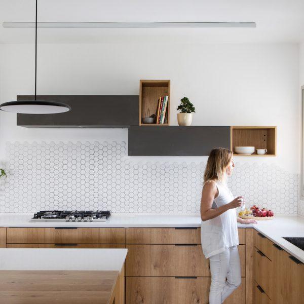 תכנון ועיצוב מטבח אייר שפירא
