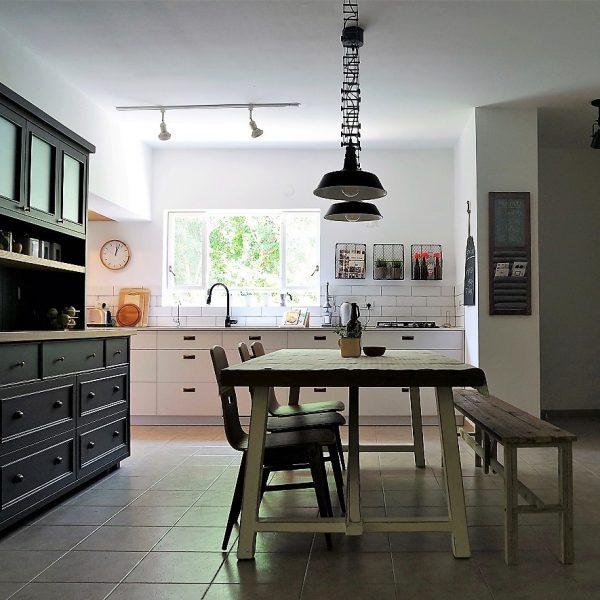 תכנון מטבח אייר שפירא