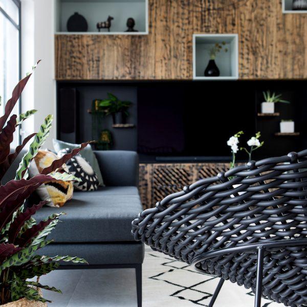 עיצוב ותכנון סלון - אייר שפירא