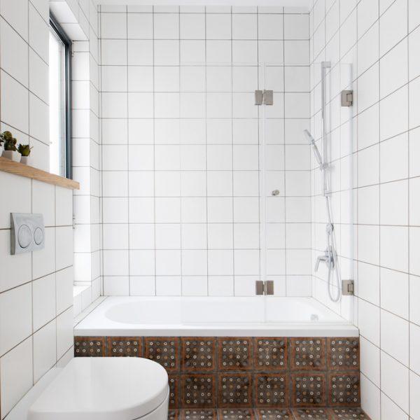 עיצוב מקלחת ילדים - אייר שפירא