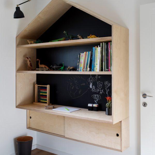 שולחן חדר ילדים - תכנון ועיצוב אייר שפירא